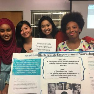 Black Female Empowerment Workshop