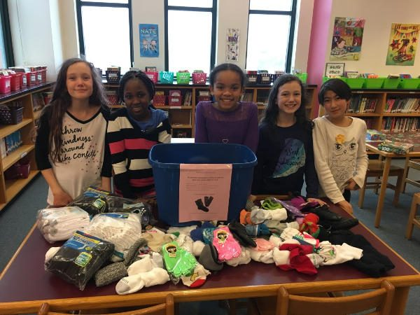 Socks and Gloves Collection Drive