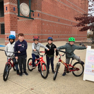 Tour de Roberts Bike Safety Event