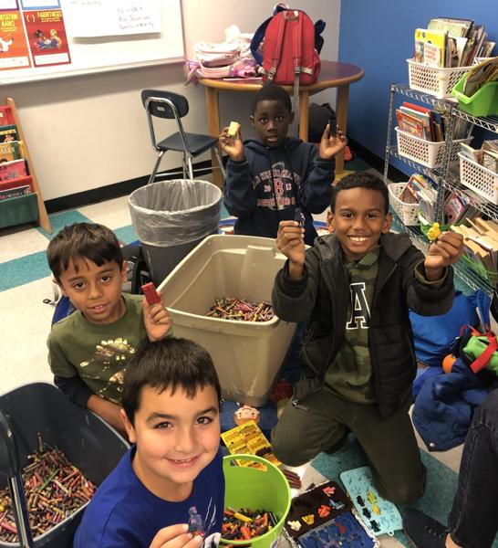 Crayon Recycling
